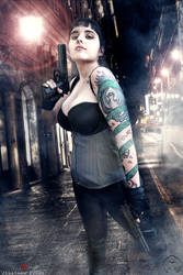 Starling - Birds of Prey - New 52 - DC Comics by MixUpCosplay