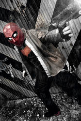 Jason Todd - Red Hood and The Outlaws - New 52 by MixUpCosplay