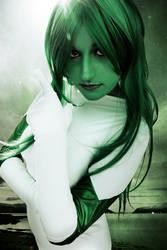 Jade - DC Comics by MixUpCosplay