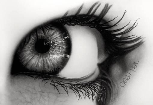 Graphite Eye