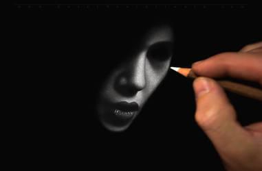 Girl In Darkness