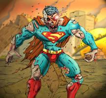 Dead Man of Steel by dreno360