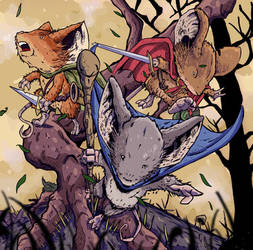 The Return -Mouse Guard