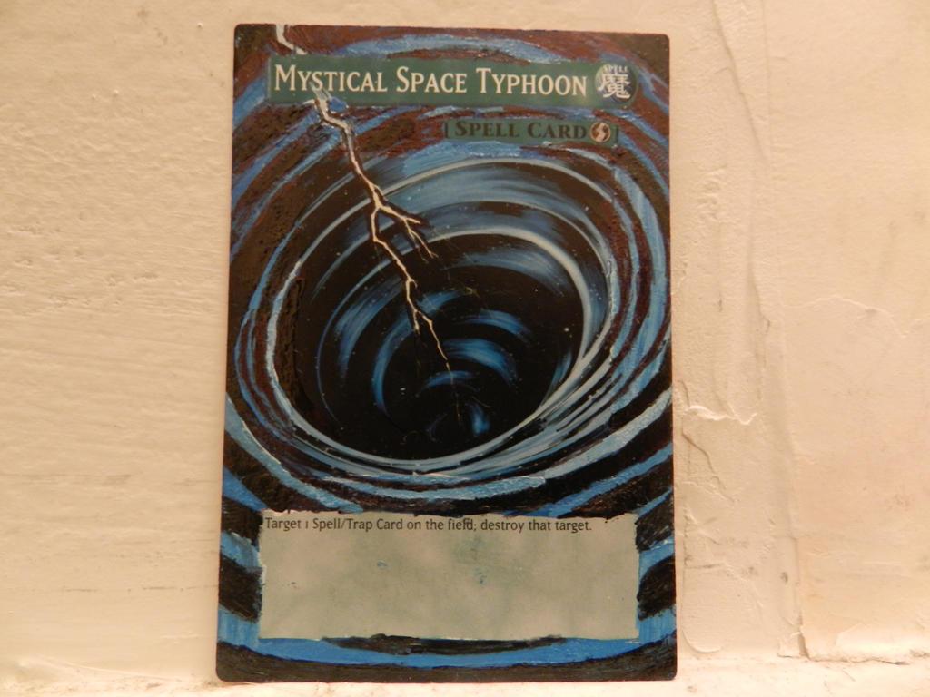 Mystical Space Typhoon...