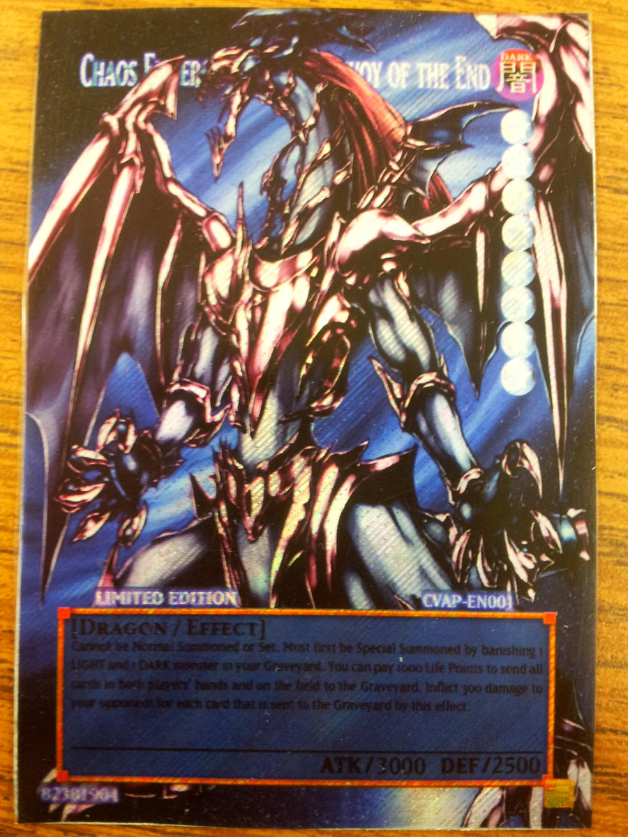 i need this picture of this card for the alt art of chaos dragon