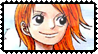stamp 1 nami one piece by MRTrobin