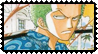 stamp 2 zoro one piece by MRTrobin