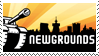 NEWGROUNDS STAMP by Superxero0