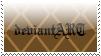 DeviantART brown diamond stamp by Superxero0