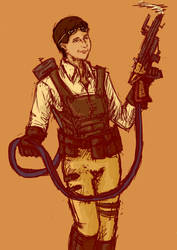 Steampunk Rachel