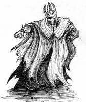 Necromancer Sauron by Gestalt1