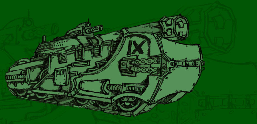 Vengeance Class Tank