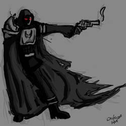 Slightly Shady Assassin
