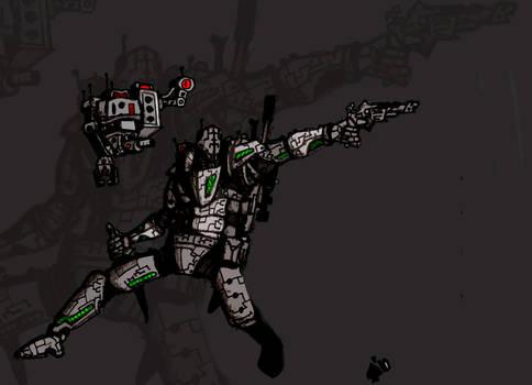 Obsidian Korp Kommando