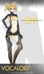 Rin kagamine - full ver - by nattissa