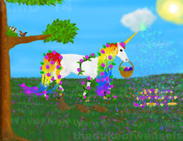 seasons of the unicorns  part 1 spring (edited)