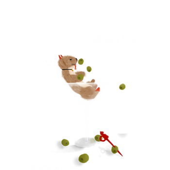 Martini Fred Transparent by thedukeofweasels