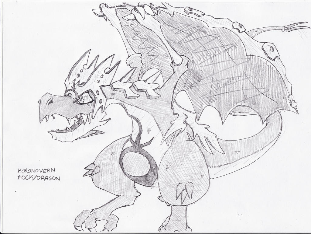 2nd Aerodactyl Evolution by Tomatem13