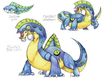 Stealth Lizards 2.0 by Tomatem13