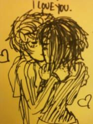 i love you. :3