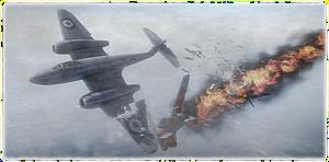 Crash course over Berlin - War Thunder