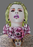 Victoria van Violence by ANNGEINROGER