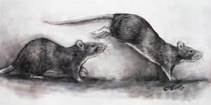 The Getaway by greyviolett