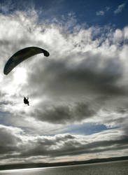 The Paraglider 2 by Welshieb