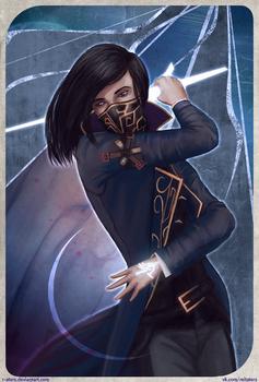 Dishonored II: Emily Kaldwin