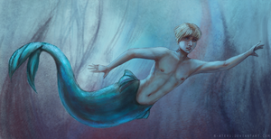 Mermaid!AU-2