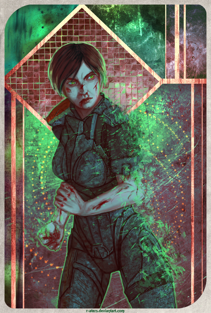 ME: Synthesis Card by R-Aters