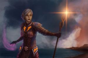 The Elder Scrolls: Online - Cassidya by R-Aters