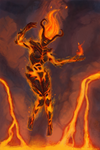 TES: Flame atrohach