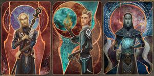 Commission: Elves