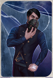 Dishonored II: Corvo Attano by R-Aters