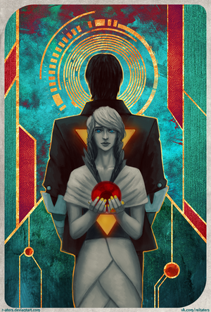 Transistor - We'll never be apart by R-Aters