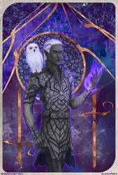Commission: Lltzar Z'yathel