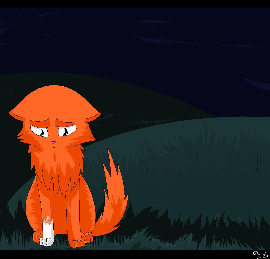 Warriors Erin Hunter Squirrelflight: Squirrelflight By Kiichiii On DeviantArt