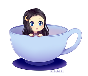 Finished YCH Tea cup