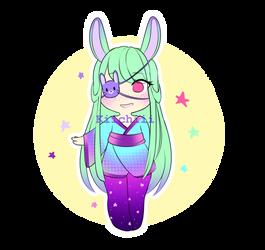 Bunny girl adopt OPEN