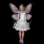 Pretty Ballerina Fae Fairy 3D Poser