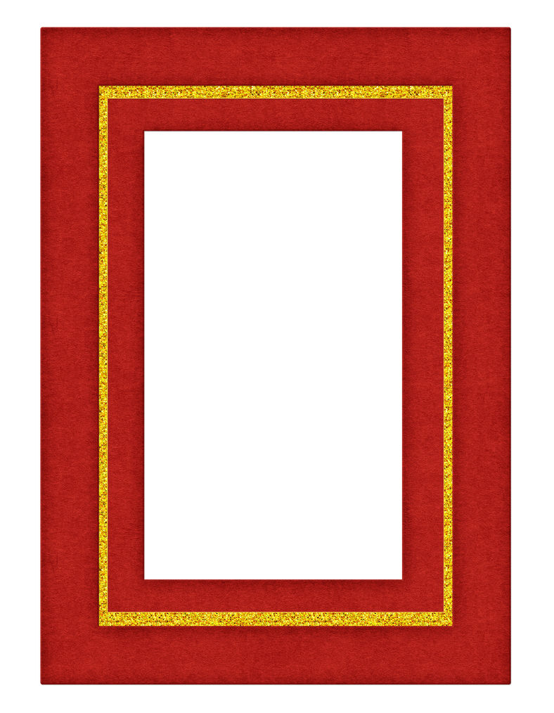 free 8x11 frame in fall season colors by redheadfalcon