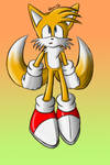 SP: Miles Tails Prower
