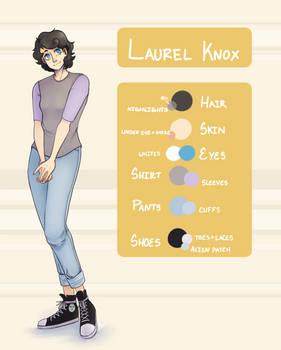 Laurel Ref 2019