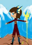 Magical Boy Jordan (Contest entry) by LizardSkizzard
