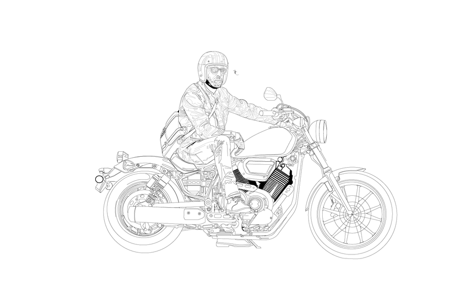 Motorcycle by nexus35