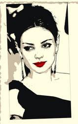 Mila Kunis 2a by nexus35