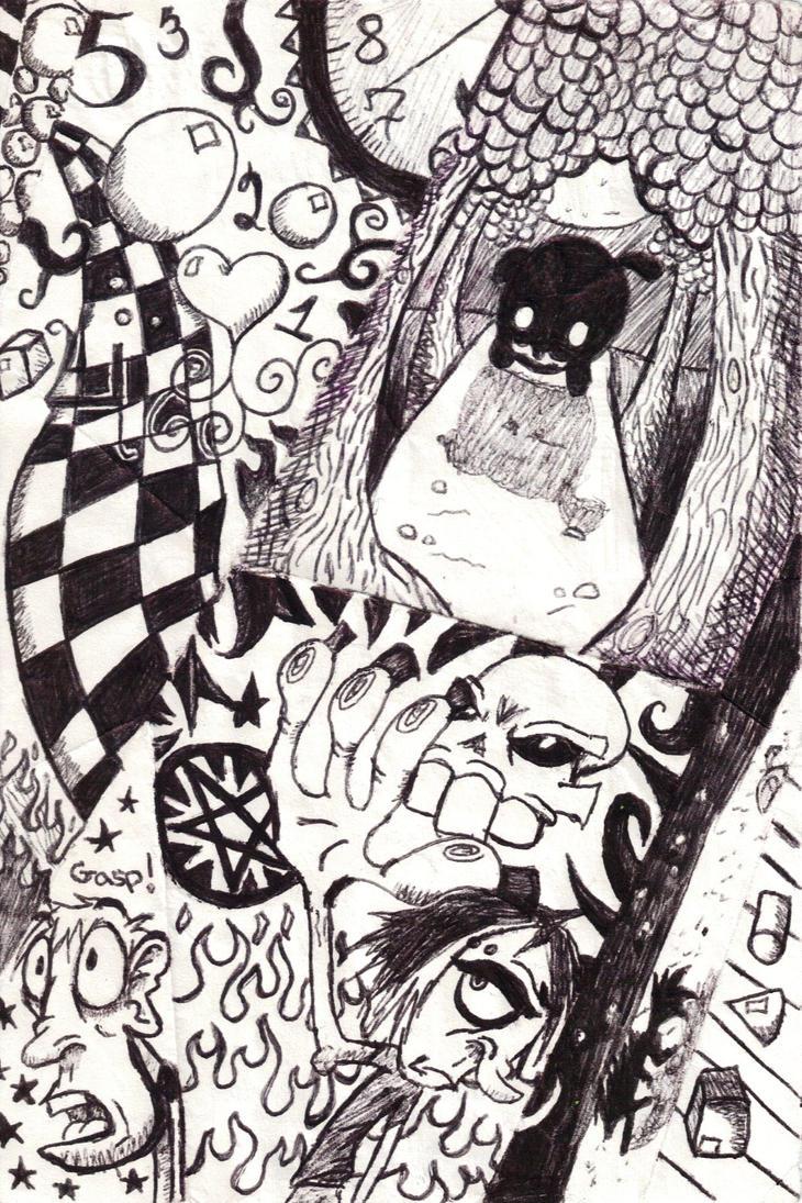Folded Art by xXxSkullsxXx
