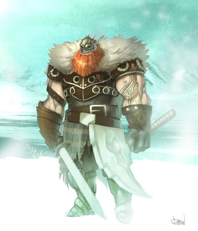 Viking by faroldjo