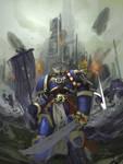 warhammer 40,000 ultramarine